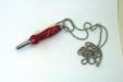 Chrome Necklace Seam Ripper w/Acrylic body